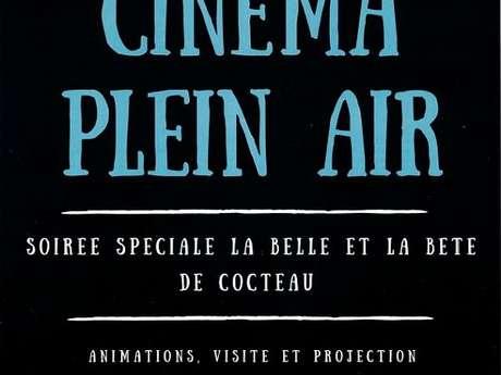 """Cinéma en Plein Air """"La Belle et la Bête"""" de Jean Cocteau"""