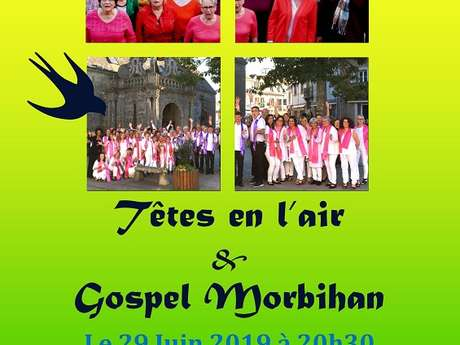 Chorales Têtes en l'air et Gospel Morbihan