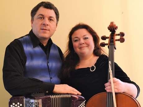 Concert de l'Ensemble d'Improvisation (accordéon et violoncelle)