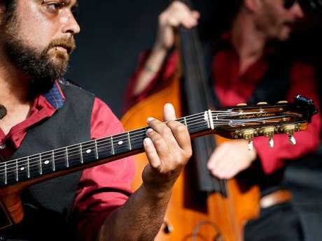 Apéro-concert - Harisson Swing