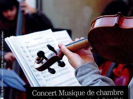 Les Auditions du Conservatoire : Musique de Chambre