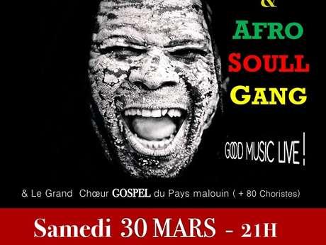 Pi Djob & Afro Soull Gang