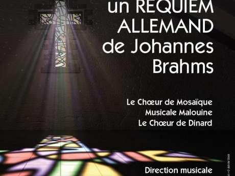 Concert Requiem de Brahms