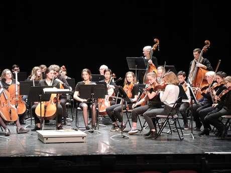 Soirée de Noël avec l'Orchestre des élèves et les violoncelles