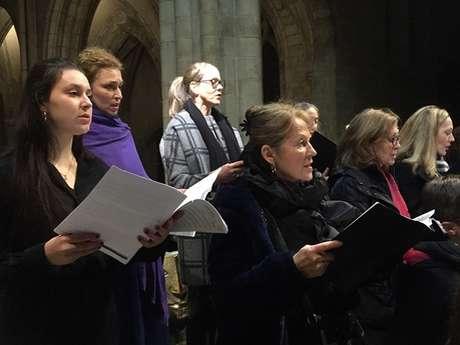 Concert de la Classe de chant et Chœur polyphonique.