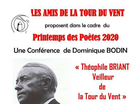 Théophile Briant, Veilleur de  la Tour du Vent - Annulé