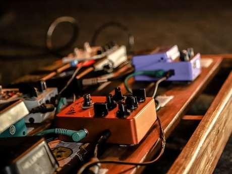 Atelier Oodaqq : Initiation à la création sonore - Annulé