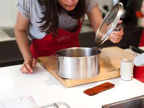 Cuisine Corsaire Ecole
