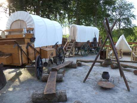 Campement Western