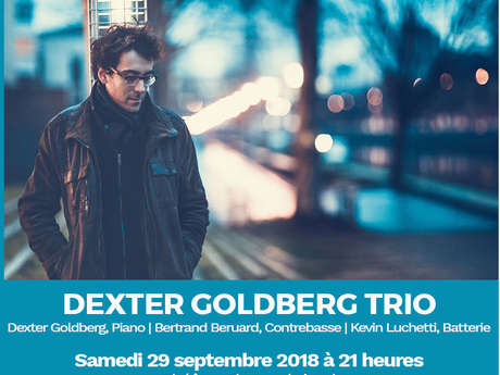 La Fabrique à Concert - Dexter Goldberg Trio