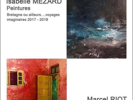 Isabelle Mézard et Marcel Riot