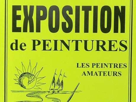Exposition de peintures - Copie - Copie