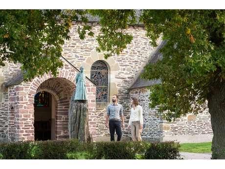Eglise du Graal de Tréhorenteuc