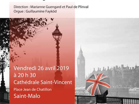 Ensemble Claudio Monteverdi - Musique anglaise