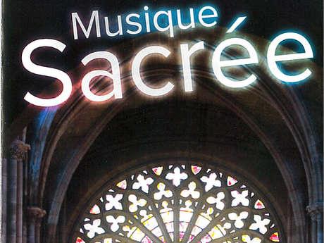 Festival de Musique Sacrée - Ensemble Spirito - Copie