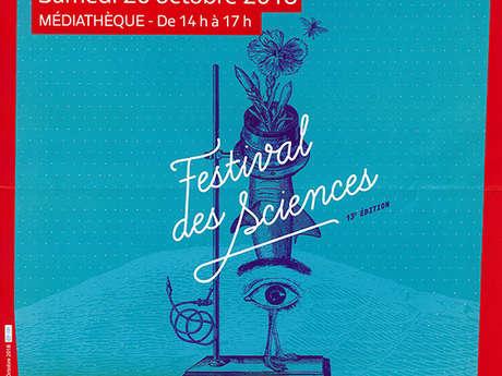 Festival des Sciences : Vivre une répétition de danse en 3D