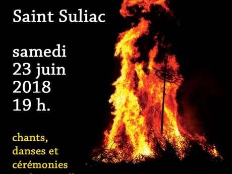 Feu de la Saint-Jean et solstice d'été