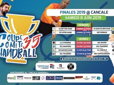 Finales Handball Coupe 35