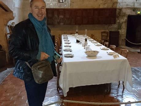 Carsten BULLA - Guide Conférencier Trilingue