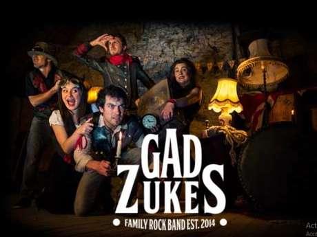 Gad Zukes - Musikadol