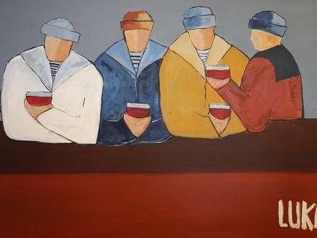 Atelier Galerie Luka - Expositions de Peintures