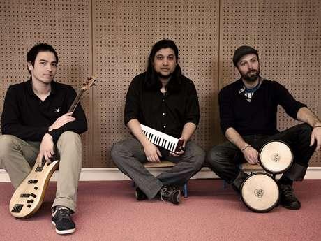 Les Apéros d'Cancale : Gonzalo Gudino Trio