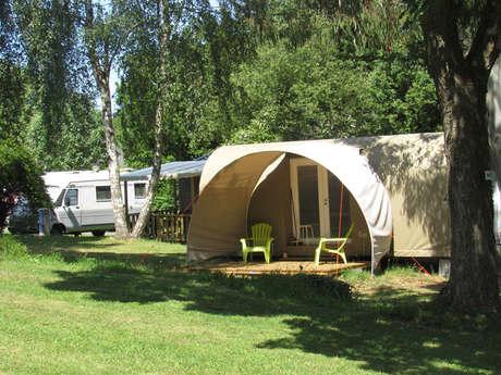 Camping les Étangs