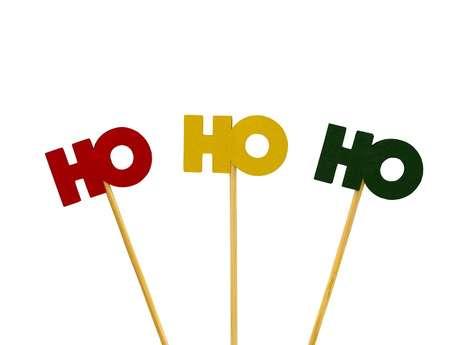 Ho, Ho, Ho ! Le Goûter de Noël