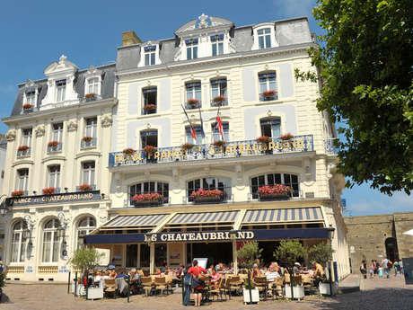 Hôtel - restaurant France et Chateaubriand