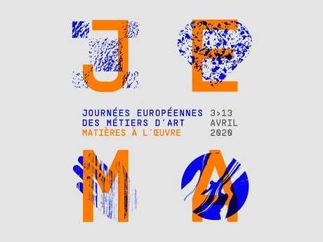 Journées Européennes des Métiers d'Art - Saint-Malo Baie du Mont Saint-Michel - Annulé