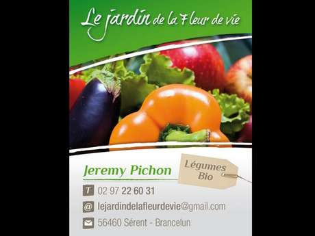 Le Jardin de la Fleur de Vie - vente directe