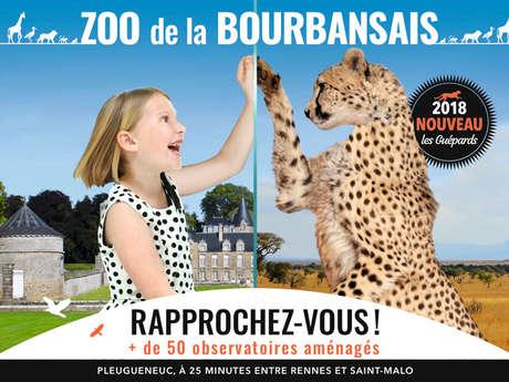 Parc Zoologique et Château de la Bourbansais