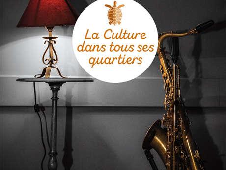 La Culture dans tous ses Quartiers : Cabaret jazz
