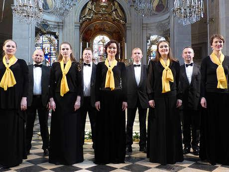 La Toison d'Art - Le chœur des nouvelles voix  de Saint-Pétersbourg