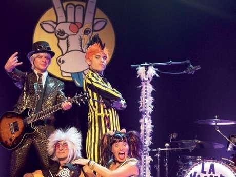 Bal Rock : La Vache qui rock