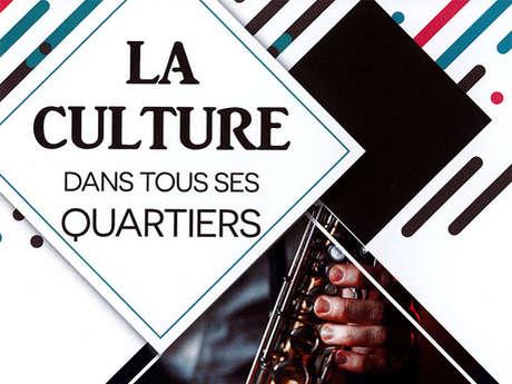 La culture dans tous ses quartiers : La Compagnie des Jazz