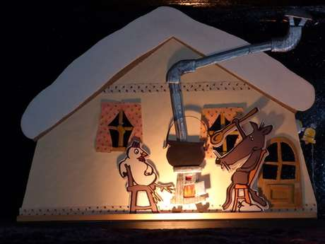 Malo Mômes : La Cabane à Contes