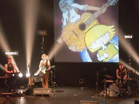 Concert illustré Jeune Public - Le dernier jour