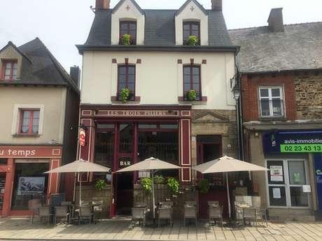 Hôtel - Restaurant Les 3 Piliers