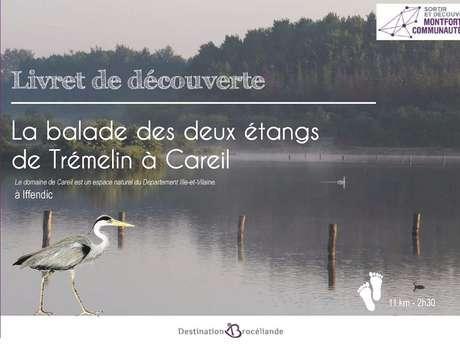 Livret de découverte - La balade des deux étangs de Trémelin à Careil