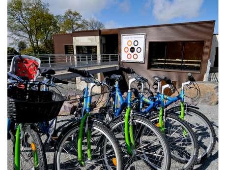 Locations de vélos à L'Auberge des Voyajoueurs