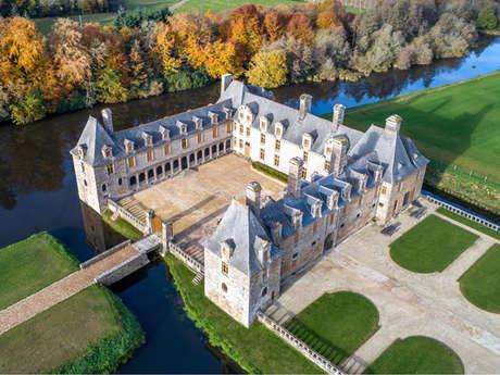 Château du Rocher Portail
