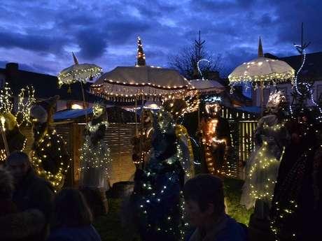 Plougasnou s'anime à Noël : marché de Noël et crèche vivante