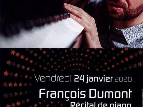 Les Pépites du conservatoire - François Dumont, récital de piano