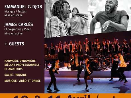 Gospel Rivers n°3 avec Emmanuel Pi Djob, James Carles + Guests - Annulé