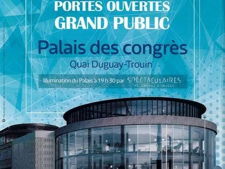 Portes ouvertes grand public du Palais des Congrès