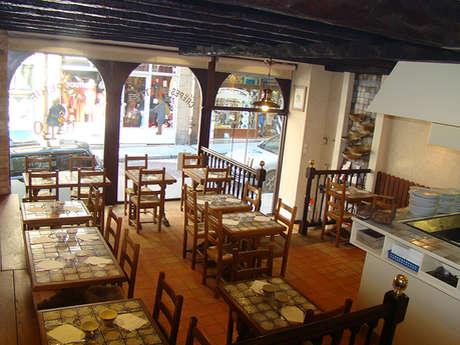 Crêperie Gallo - Salon de thé