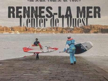 Course en paddle : Rennes – La Mer