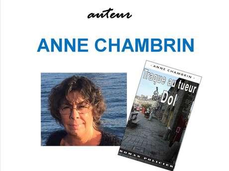 Rencontre auteure avec Anne Chambrin