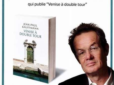 Rencontre-Dédicace avec Jean-Paul Kauffmann